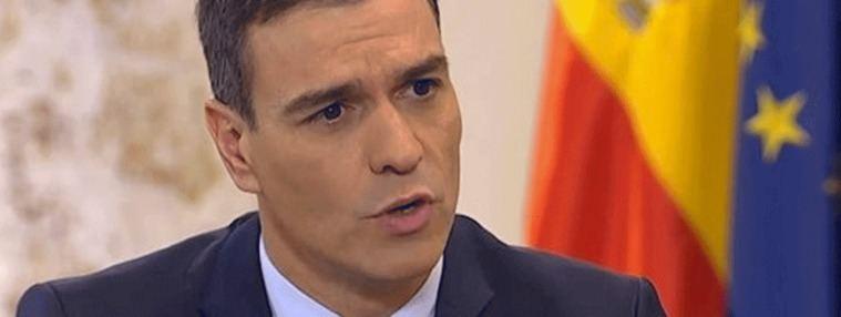 Sánchez estudia impugnar la resolución de PP, C,s y Vox de ilegalizar partidos separatistas