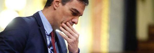 España se asoma a la recesión: El PIB se desploma y el consumo se hunde