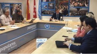 El PP reclama a Fomento que cumpla el compromiso de llevar el Cercanías