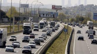 La DGT prevé 7,8 millones de desplazamientos en el Puente de Mayo