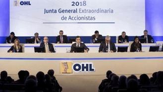 La AN investiga presuntas comisiones de OHL a cambio de obra pública