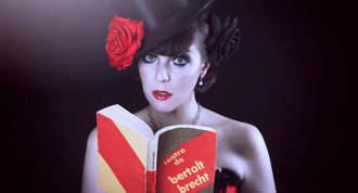 Pía Tedesco lleva el musical `Bretch & Weill Cabaret' al Fernán Gómez
