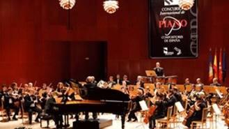 27 pianistas de todo el mundo se dan cita en el Concurso Internacional de Piano