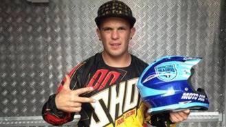 Conmoción por la muerte del piloto de motocross Jesús Barragán