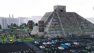 Más de 17.000 personas firman ya contra la pirámide de Nacho Cano en Hortaleza
