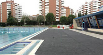200.000 € para mejorar las piscinas del Polideportivo Villafontana