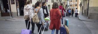 La Comunidad obliga a regular los pisos turísticos desde el primer dia