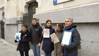 La Plataforma Madrid Central presenta alegaciones al `Madrid 360´ de Almeida