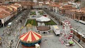 Restricciones de tráfico en la plaza de Cervantes a partir del 23 de noviembre