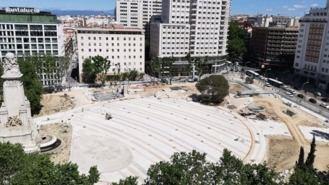 La remodelación de la Plaza de España arrancará en febrero y costará 62 millones de €