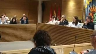 La oposición tumba el nuevo Reglamento de Participación Ciudadana