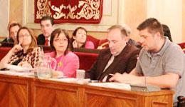 El pleno reprueba la gestión del Programa de Inserción Laboral