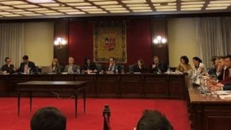 La oposición logra en el pleno que sus propuestas se recojan en la web municipal