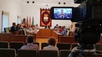 El Pleno aprueba una moción de apoyo a la Educación Concertada