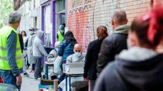1,7 millones de madrileños se encuentran en riesgo de pobreza