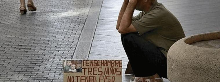 350.000 madrileños viven en la pobreza severa y un 27,3% de niños la padece