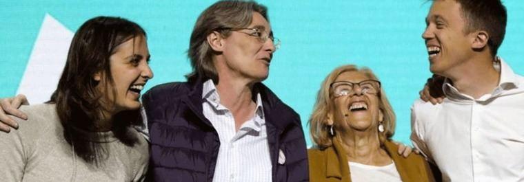 El 'postcarmenismo' y la refundación de Más Madrid