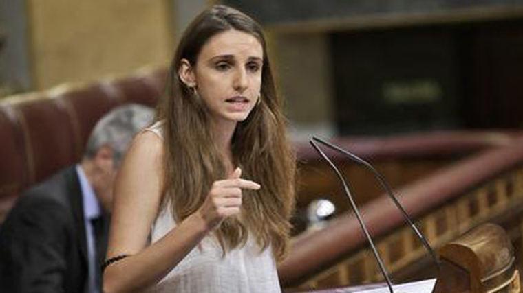 Unidas Podemos anuncia una ley en octubre para despenalizar el uso del cannabis