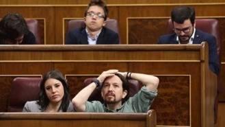 La moción de censura de Podemos contra Rajoy se debatirá en el Congreso el 13 de junio