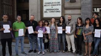 Podemos presenta alegaciones contra ampliación del vertedero de Pinto