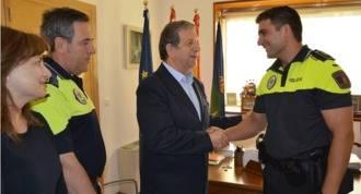 Nuevas incorporaciones en la plantilla de la policía local