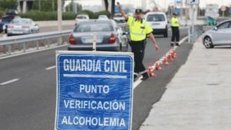 Arranca la campaña especial de control de alcohol y drogas de la DGT