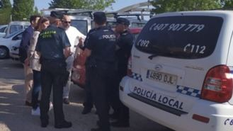 Ayuntamiento, Guardia Civil, Policía y AVS, plan para frenar las ocupaciones ilegales