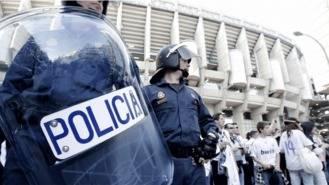 1.700 efectivos para el dispositivo de seguridad del Madrid-Tottenham