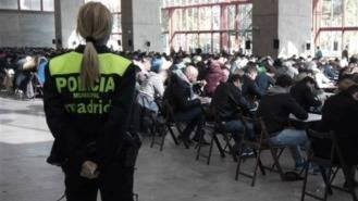 Dos policías expedientadas por no ponerse chalecos de hombre