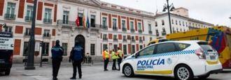 La Policía desalojará Sol a las 22.00 horas en las `Preuvas´y Nochevieja