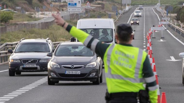 Madrid: Un millón de identificados, 1.000 detenidos y 100.000 multas