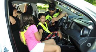 3.000 escolares de Primaria participan en `Policía por un día´