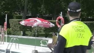 Plan de seguridad en las piscinas para evitar robos y delitos