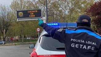 Más de 900 multas por saltarse el estado de alarma, 188 a conductores