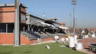 Alertan de inseguridad, vandalismo y falta de salubridad en el polideportivo Juan de la Cierva