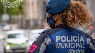 Detenido por manipular buzones y bombines en una pensión en la calle Hortaleza