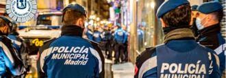 La Policía intervinó el fin de semana 400 fiestas y cerrado 30 locales