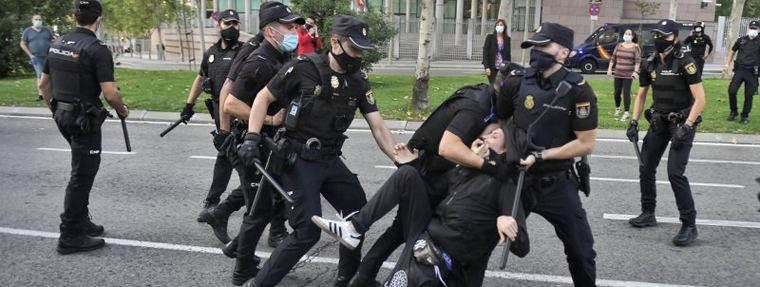 Covid 19: Greenpace habla de excesos del Gobierno contra las libertades