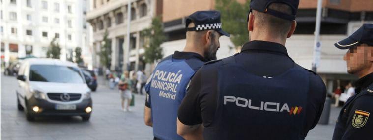 4.500 nacionales, 11.000 municipales y 2.200 guardia civiles controlarán un 4M 'crispado' y de carácter 'nacional'