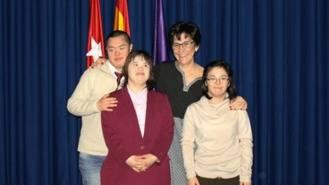 Tres alumnos discapacitados realizarán prácticas en el Ayuntamiento