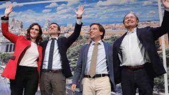 El PP pierde 625.000 votos, salva los feudos de Pozuelo y Majadahonda
