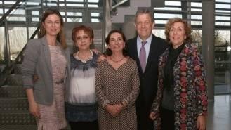 La Asociación contra el Cáncer, Banco de Alimentos y Cáritas, Premios Mujer