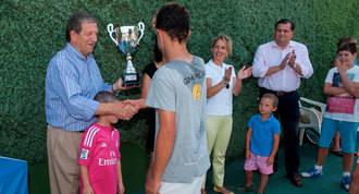 49 jugadores participaron en el III Memorial Mario Colmenar Fernández