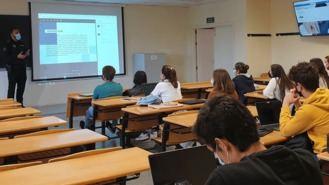 Jornada sobre prevención de violencia de genero para estudiantes universitarios