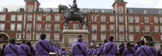 Bolardos, vehículos y jardineras para blindar las procesiones