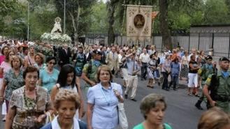 Restricciones de tráfico y aparcamiento por la procesión de la Virgen del Val