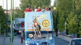 Una procesión de camiones recorrerá las calles del municipio