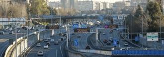 Madrid mantiene este jueves las prohbiciones de circulación