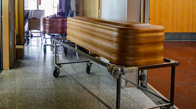 Prohibidos desde este lunes los velatorios y las ceremonias fúnebres