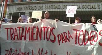 """Enfermos con Hepatitis C piden no seer utilizados como """"arma política"""""""